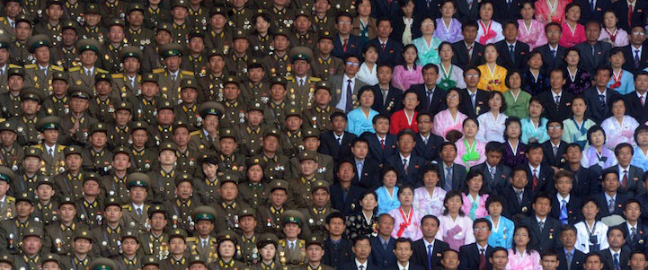 近乎虛構的北韓人民現代生活