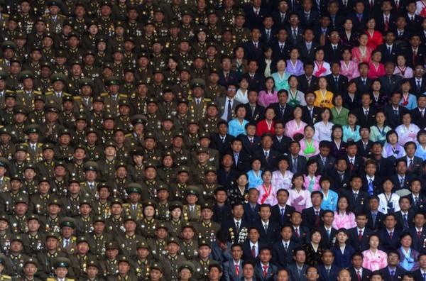 近乎虛構的北韓人民現代生活1