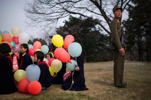 近乎虛構的北韓人民現代生活3