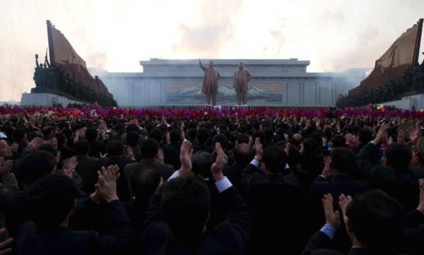 近乎虛構的北韓人民現代生活8