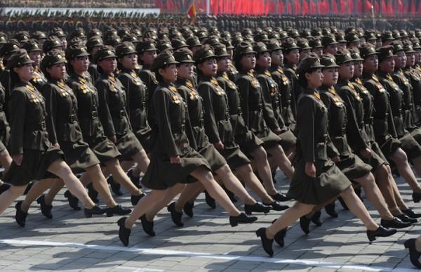 近乎虛構的北韓人民現代生活9