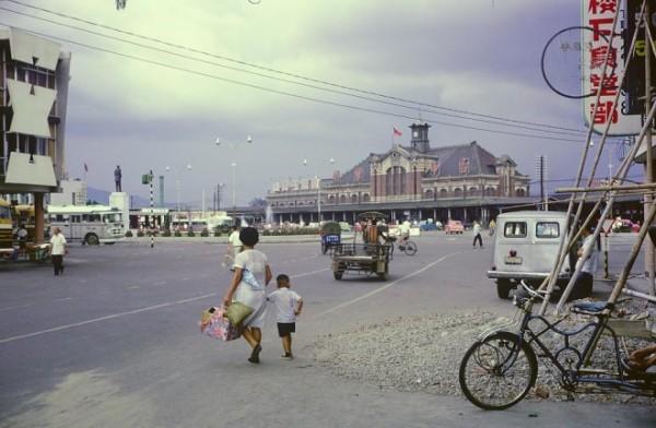 1966年,台中2