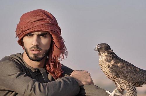 他被沙烏地阿拉伯逐出境,原因是太性感4