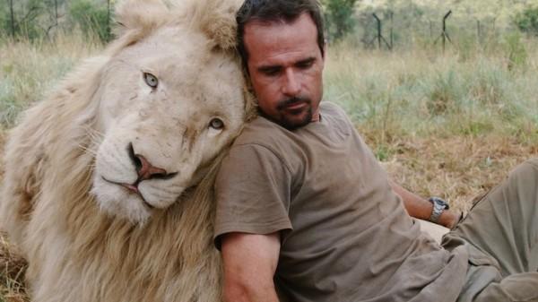他跟獅子是好麻吉!2