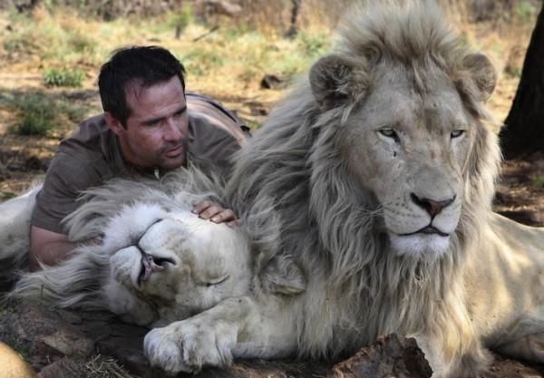 他跟獅子是好麻吉!4