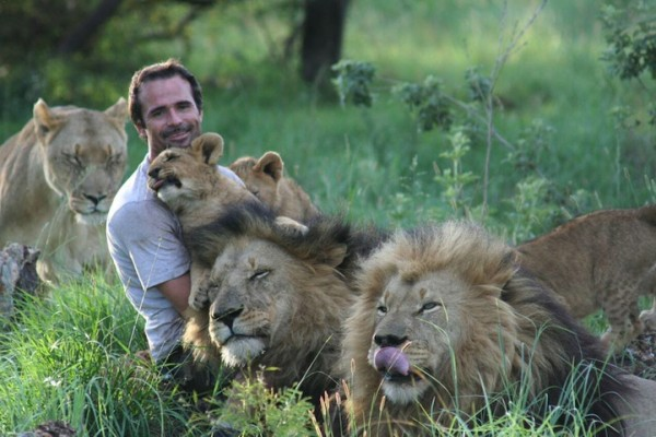 他跟獅子是好麻吉!5