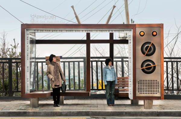 兩個世界,南韓北韓的對照圖2