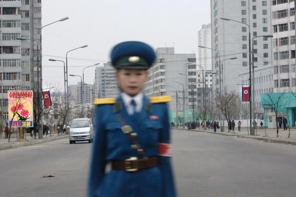 兩個世界,南韓北韓的對照圖5