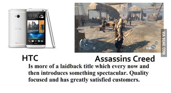 如果各大手機品牌是款遊戲_03