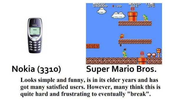如果各大手機品牌是款遊戲_05