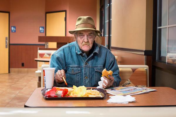 會去吃麥當勞的人15