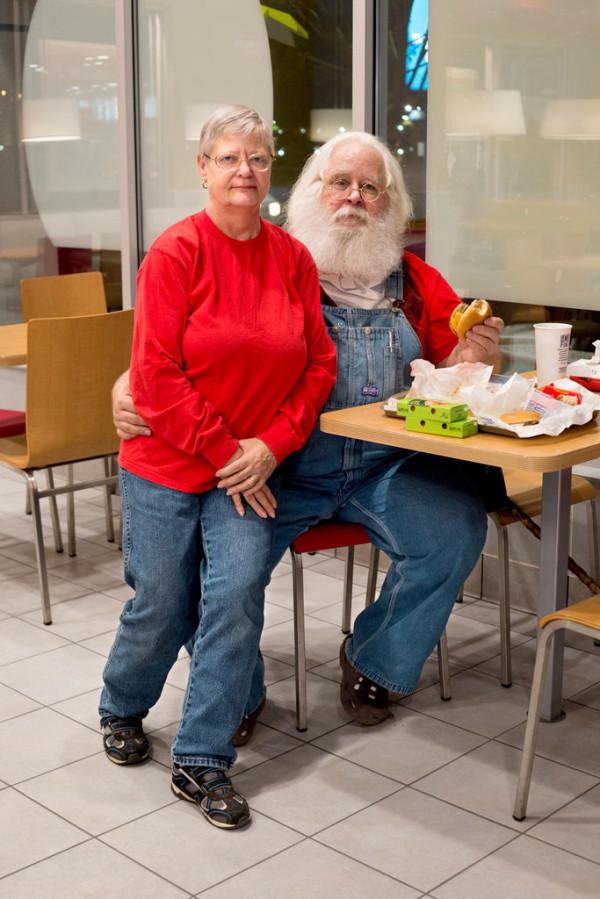 會去吃麥當勞的人8