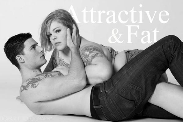 胖女人的反擊!A&F被惡搞成Attractive & Fat1