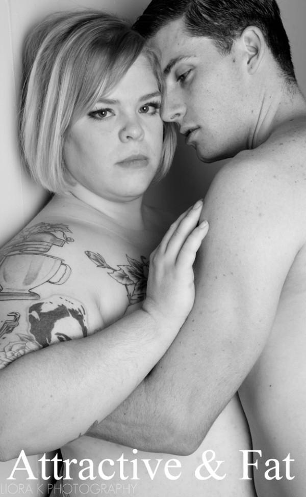 胖女人的反擊!A&F被惡搞成Attractive & Fat2