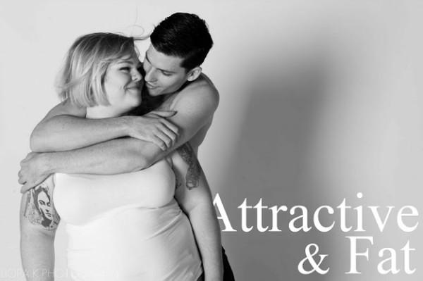 胖女人的反擊!A&F被惡搞成Attractive & Fat4