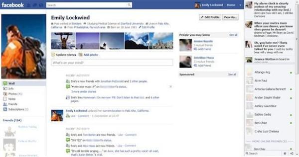 臉書個人頁面成長史7