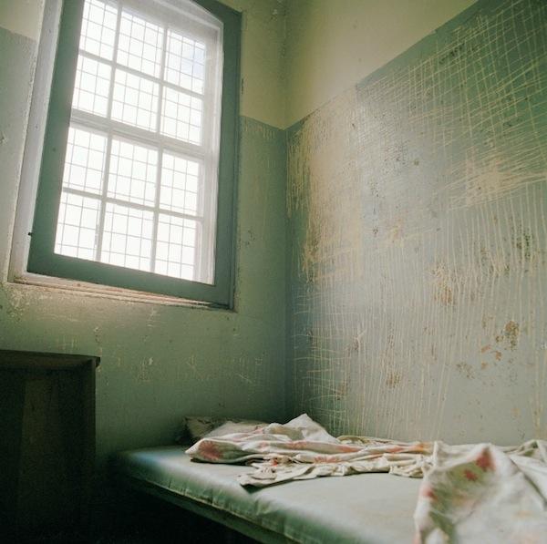 讓你雞皮疙瘩掉滿地的廢棄精神病院1