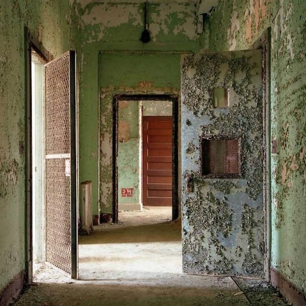 讓你雞皮疙瘩掉滿地的廢棄精神病院3