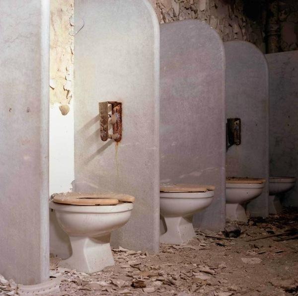 讓你雞皮疙瘩掉滿地的廢棄精神病院5