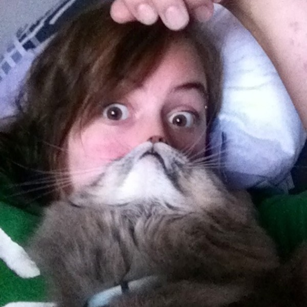 貓貓嘴!8