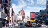 超寫實的中國城手繪照片
