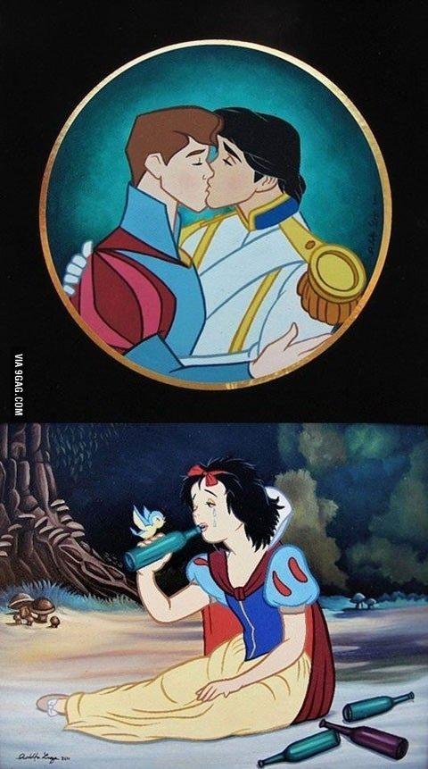 迪士尼童話中不能說的秘密...1