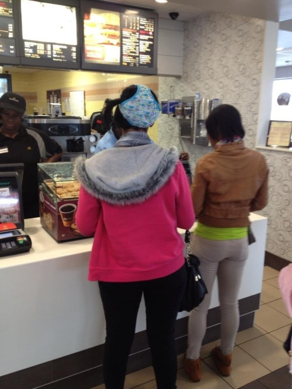 麥當勞是個奇怪的地方4