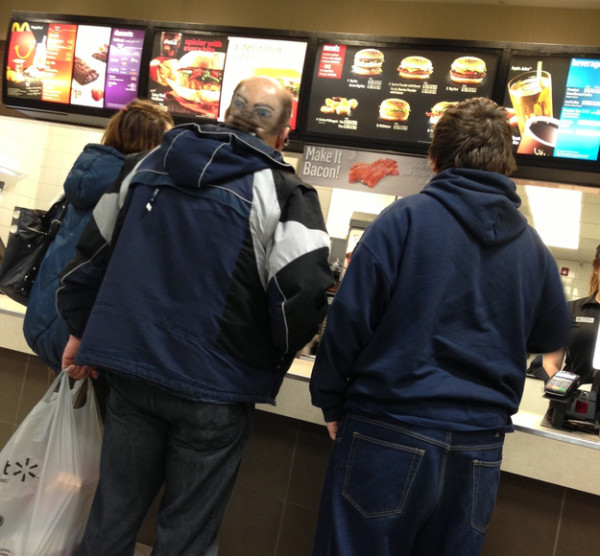 麥當勞是個奇怪的地方6