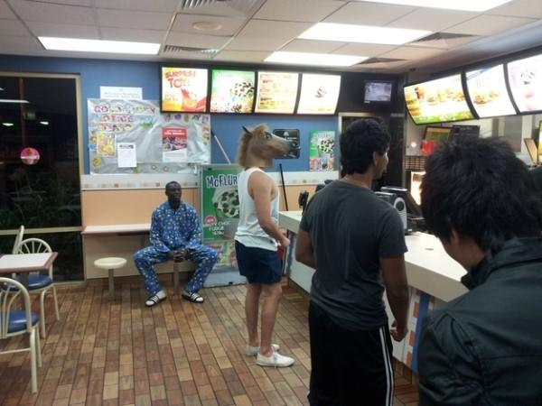 麥當勞是個奇怪的地方7