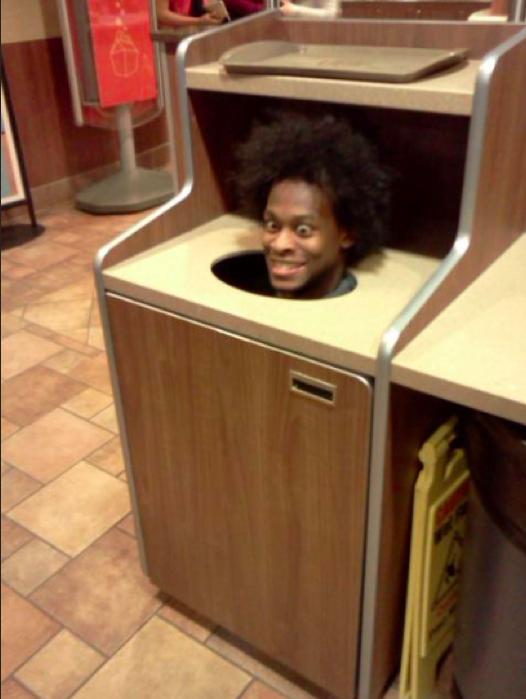 麥當勞是個奇怪的地方9