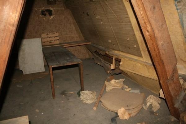 挪威學生在閣樓發現二次世界大戰秘室5