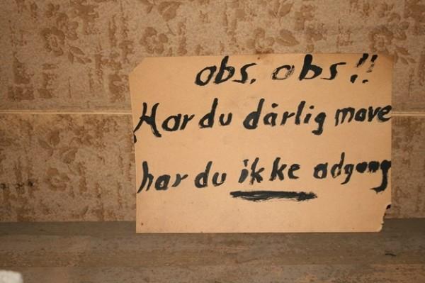挪威學生在閣樓發現二次世界大戰秘室6