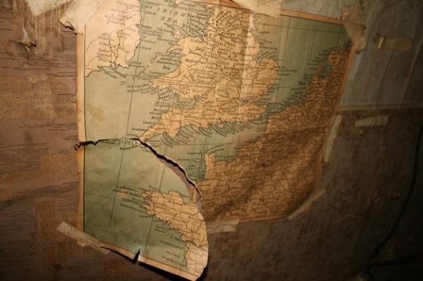 挪威學生在閣樓發現二次世界大戰秘室8
