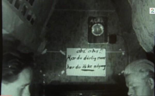 挪威學生在閣樓發現二次世界大戰秘室9