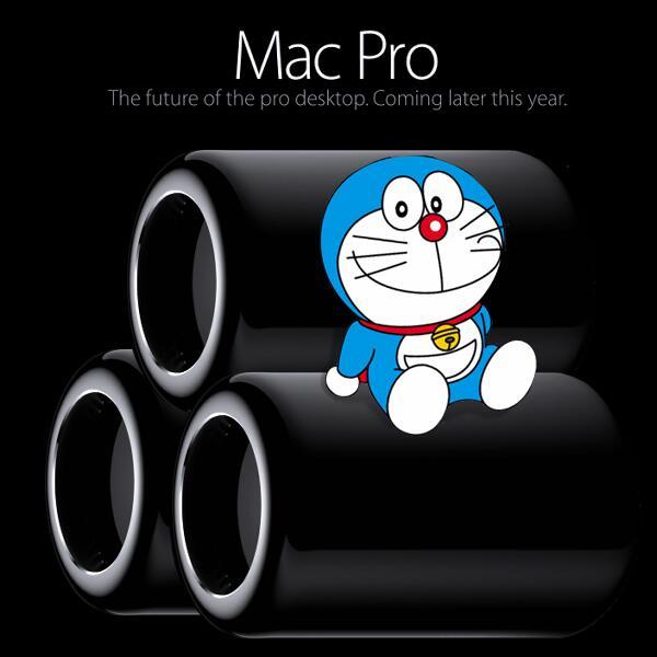 更多新Mac Pro會讓人聯想到的東西4