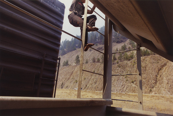 火車上的漂泊人生2