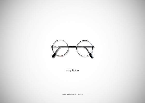 看眼鏡,猜角色5