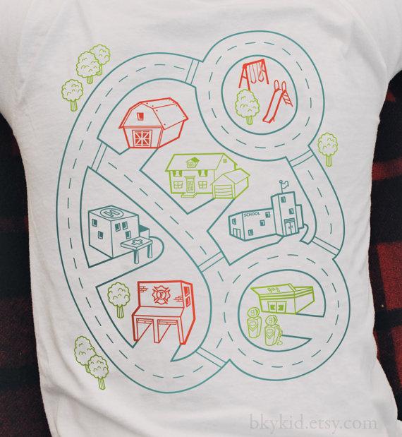 穿上這件T-shirt,小孩主動幫你按摩!2