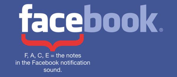 臉書的提示音效的隱藏訊息!12