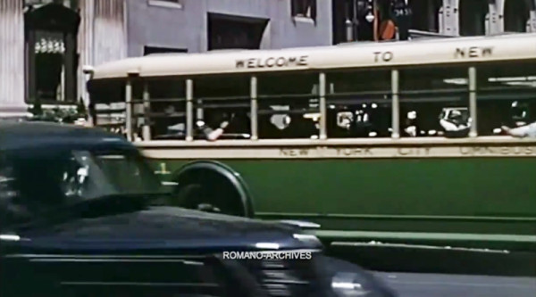 1939年的紐約根本跟現在沒什麼兩樣!1