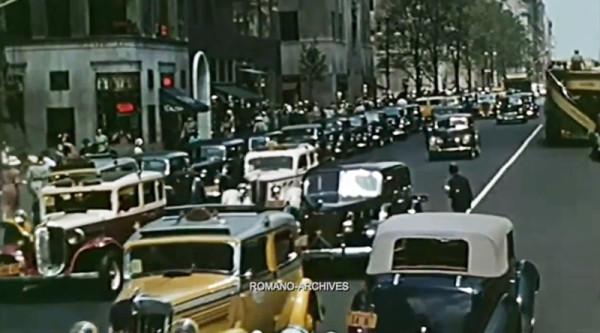 1939年的紐約根本跟現在沒什麼兩樣!3