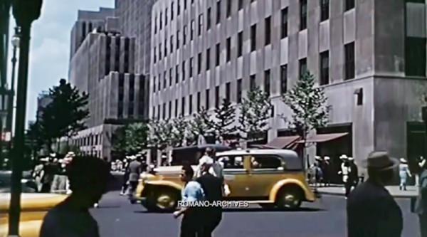 1939年的紐約根本跟現在沒什麼兩樣!6