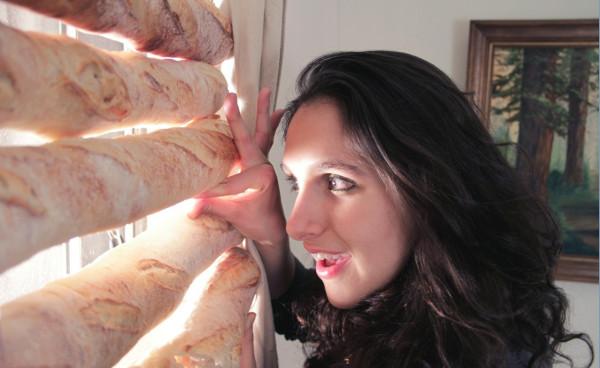 YIF後繼有人!網友爭投法國麵包惡搞圖15