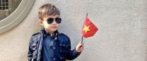 世界上最時尚小孩!