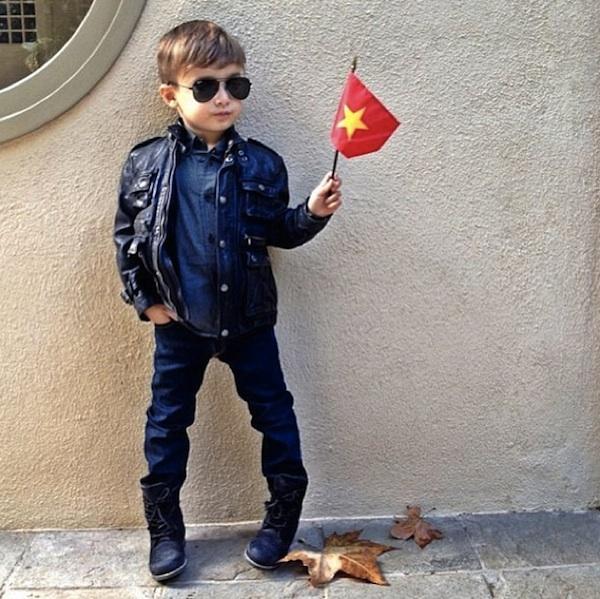 世界上最時尚小孩!2