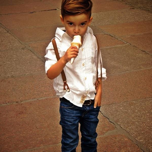 世界上最時尚小孩!4