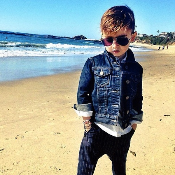 世界上最時尚小孩!5