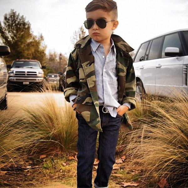世界上最時尚小孩!6