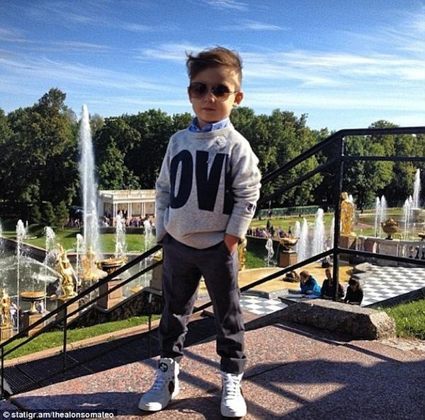 世界上最時尚小孩!7