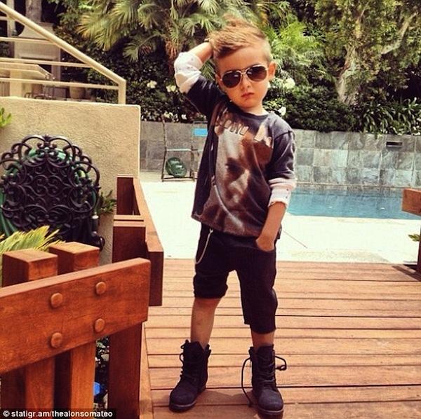 世界上最時尚小孩!8
